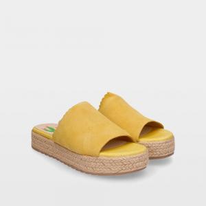 coolway 2019 pe donna sandalias cbcool tiri yellow 1066677 2
