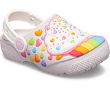 crocs 2019 pe bambino barely-pink-kids-crocs-fun-lab-cupcake-clog- 205647 6pi is