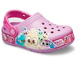 crocs 2019 pe bambino violet-kids-crocs-fun-lab-hatchlings-band-lights-clog- 205510 508 is
