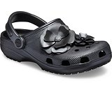 crocs 2019 pe donna black-classic-vivid-blooms-clog- 205587 001 is