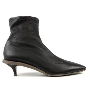 del carlo 2019 pe donna ankle boot 10718 1 black