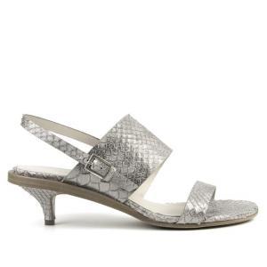 del carlo 2019 pe donna sandal 10721 1 argento