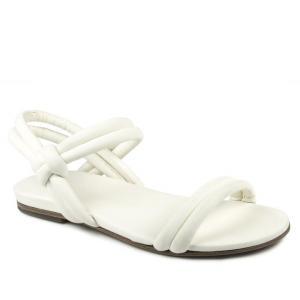 del carlo 2019 pe donna sandal 10726 2 white