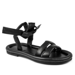 del carlo 2019 pe donna sandal 10729 2 black