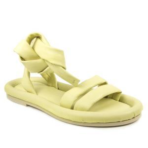 del carlo 2019 pe donna sandal 10729 2 limone