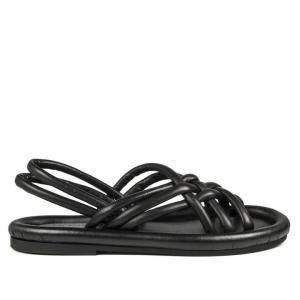 del carlo 2019 pe donna sandal 10731 1 black