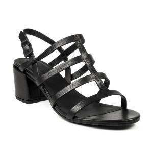 del carlo 2019 pe donna sandal 10732 2 black