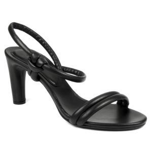 del carlo 2019 pe donna sandal 10739 2 black