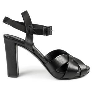 del carlo 2019 pe donna sandal 10743 1 black