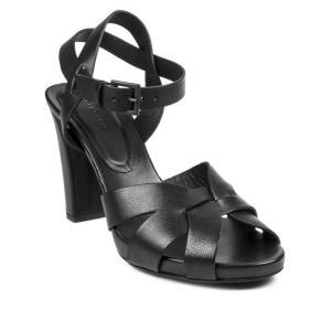 del carlo 2019 pe donna sandal 10743 2 black