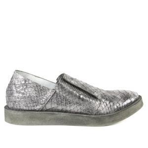 del carlo 2019 pe donna shoe 10712 1 silver