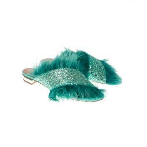 gianna meliani 2019 pe donna froufrou glitter green 360x