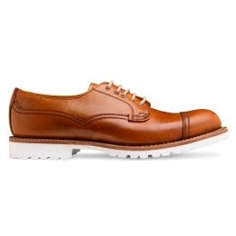 joseph cheaney 2019 pe uomo cheaney clough capped derby shoe in english tan chromexcel leather p959 6724 thumb