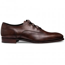 joseph cheaney 2019 pe uomo cheaney fulham ghillie lace oxford in bronzed espresso calf leather p919 6364 thumb