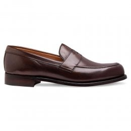 joseph cheaney 2019 pe uomo cheaney hudson penny loafer in mocha calf leather p965 6777 thumb