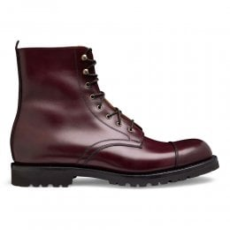 joseph cheaney 2019 pe uomo cheaney trafalgar capped derby boot in burgundy calf leather p960 6771 thumb